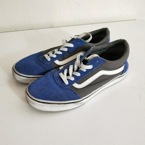 Vans Old Skool Bluegrey Shoes Sneaker